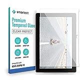 smartect Cristal Templado para Móvil Asus ZenPad 10 (Z301MFL) - Protector de pantalla 9H - Diseño ultrafino - Instalación sin burbujas - Anti-huella