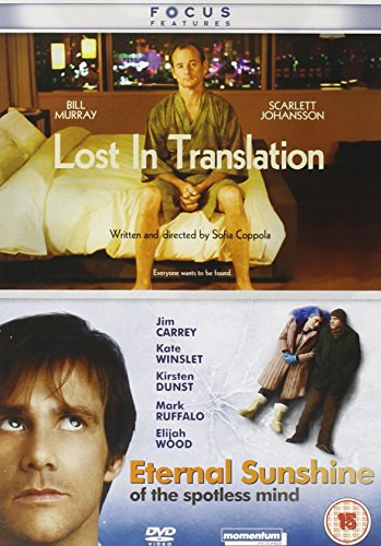 Lost In Translation/Eternal Sunshine Of The Spotless Mind [Edizione: Regno Unito] [Edizione: Regno Unito]