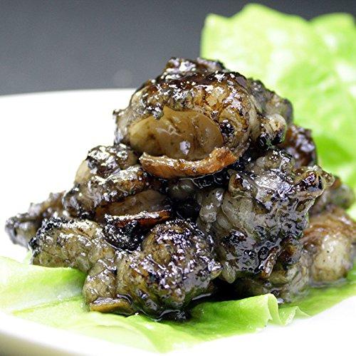 博多黒ホルモン 黒胡麻醤油仕立て(厳選国産牛100%使用) 焼肉 バーベキューに (ギフト 贈り物にも)