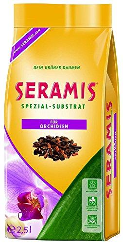 Seramis Ton-Granulat für Orchideen, Spezial-Substrat, 2,5 L, 730062