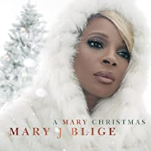 A Mary Christmas by Mary J. Blige (2013) Audio CD