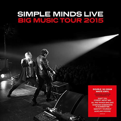 Big Music Tour 2015 (Live) [Vinilo]