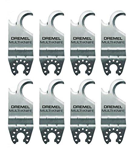 Dremel MM430 (8 Pack) Multi Knife Oscillating Tool Accessory # MM430-8PK