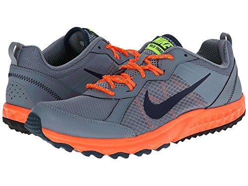 Nike Men's Wild Trail Black,Metallic Silver,Venom Green,Cool Grey...