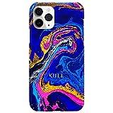 Kult Funda iPhone 12 Pro (Design: Pandoras Box), Caso para Case For iPhone 12 Pro, Designer Luxury Fashion Lifestyle Protective Cover [Anti-Rasguño Protección de Esquina Protector Completo]