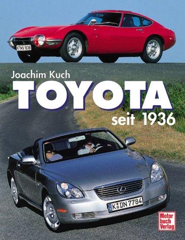 Toyota - Seit 1936