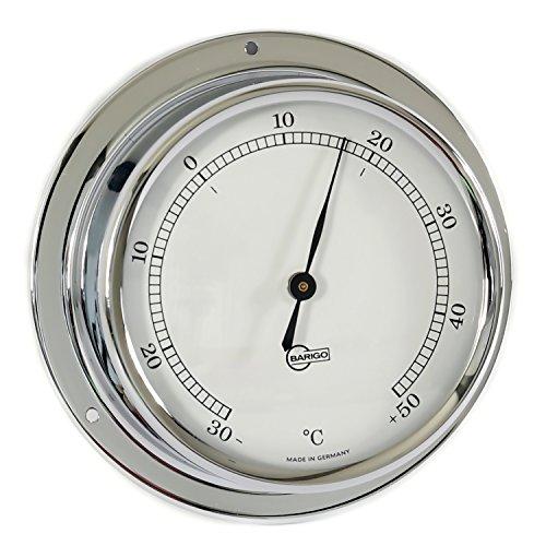 Barigo Thermomètre Modèle Tempo S Chrome
