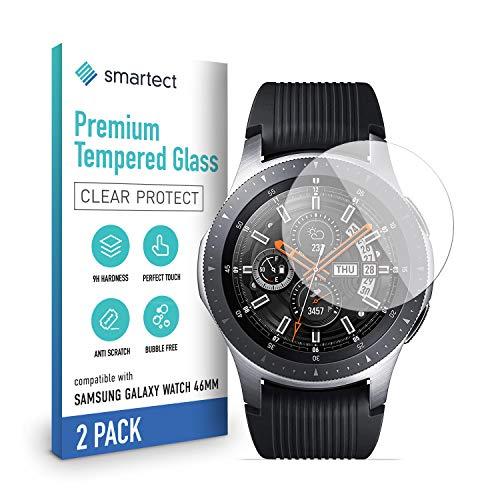 smartect Cristal Templado para Móvil Samsung Galaxy Watch 4
