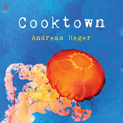 Cooktown audiobook cover art