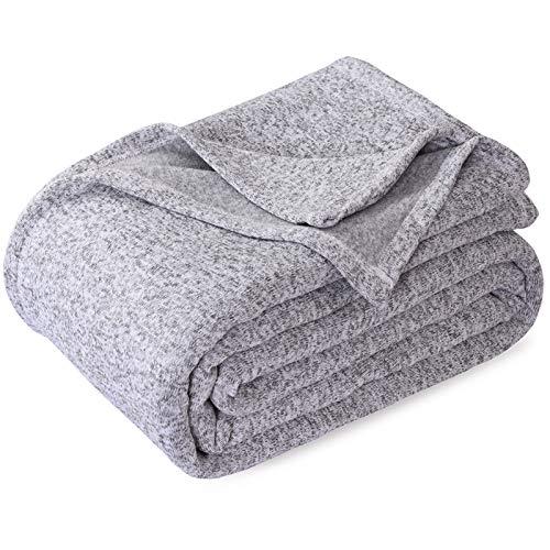 KAWAHOME Knit Blanket Lightweight $24.79