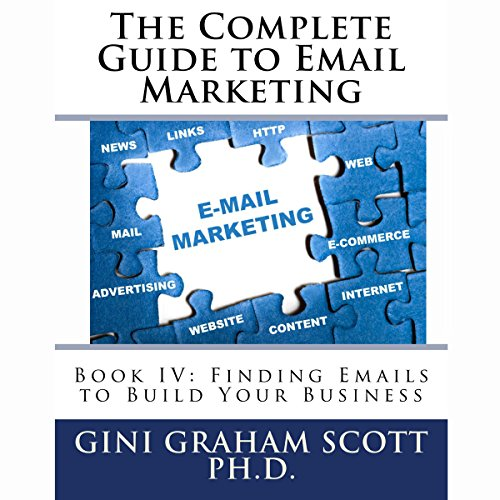 Couverture de Finding Emails to Build Your Business