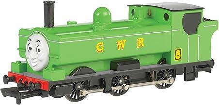 バックマン HOゲージ きかんしゃトーマス ダック 28-58810 鉄道模型 蒸気機関車, グリーン