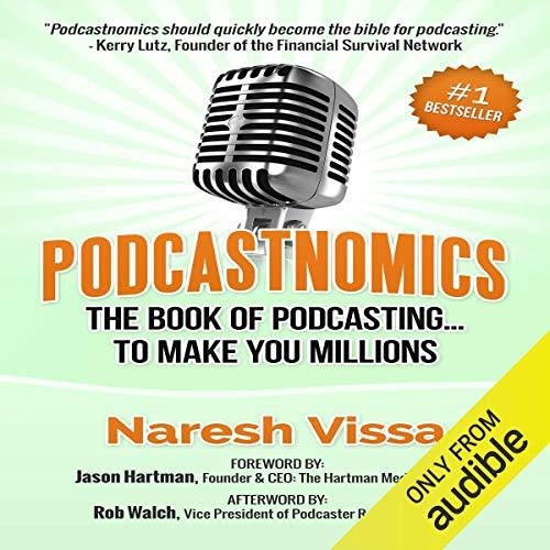 Podcastnomics cover art