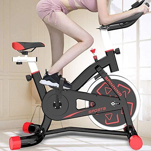 KTZAJO Cali Highway - Bicicleta de ejercicio para interiores
