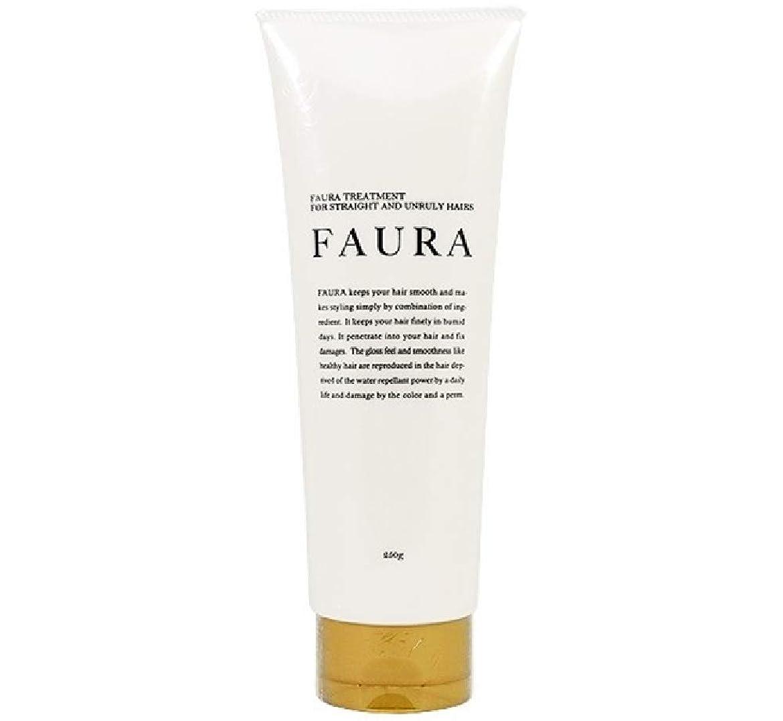 ぼろ火星大理石【発売1年で3万本の売上】FAURA ファウラ ヘアトリートメント (傷んだ髪に) 250g 【サロン専売品】