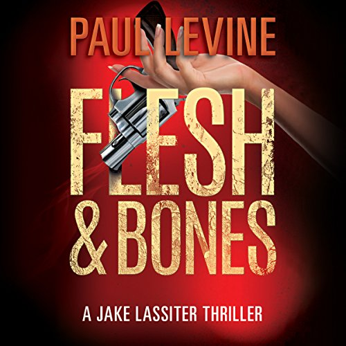 Flesh & Bones audiobook cover art