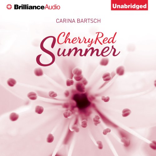 Cherry Red Summer audiobook cover art