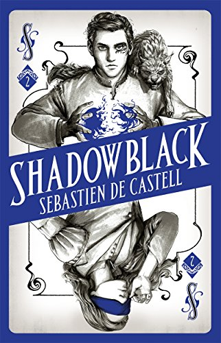 Price comparison product image Shadowblack: Book Two in the page-turning new fantasy series (Spellslinger)