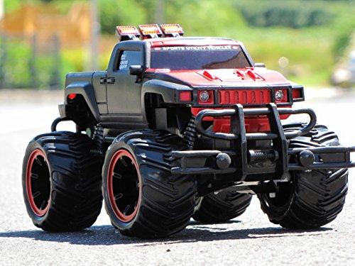 RC Auto kaufen Monstertruck Bild 3: Diawell RC Ferngesteuertes Auto Pick Up Monster Truck Monstertruck Offroad Fernbedienung für Kinder und Erwachsene*