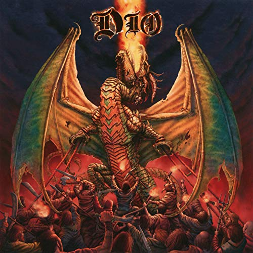 Dio -Killing The Dragon (LP-Vinilo)