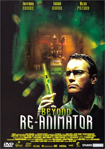 Beyond Re-Animator [Francia] [DVD]