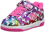 Heelys Dual Up X2, Zapatillas para Niñas, Multicolor (Rainbow/Unicorn...