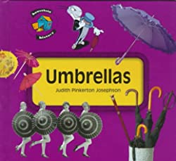 Image: Umbrellas (Household History) | Library Binding: 48 pages | by Judith Pinkerton Josephson (Author). Publisher: Carolrhoda Books; 1st Ed. edition (May 1, 1998)