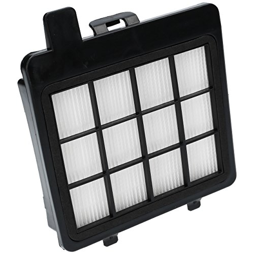 ?WESSPER® Aspiradora filtro de escape para Zelmer Pluser ZVC265SK (HEPA, Indeleble)