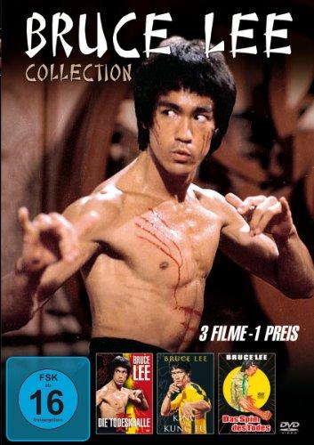 Bruce Lee Collection (Die Todeskralle, King of Kung Fu, Das Spiel des Todes) - 3 Filme auf 1 DVD