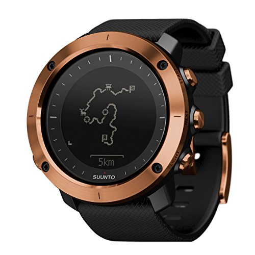 SUUNTO(スント)『SUUNTO TRAVERSE ALPHA Copper』