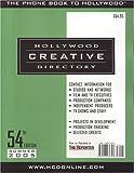 Hollywood Creative Directory, 54th Edition