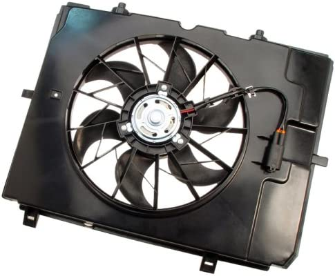 Los Angeles Max 64% OFF Mall ACM Auxiliary Fan Shroud with Assembly