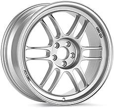 Enkei RPF1 Silver 17x9 +45 5x100 (4 New Wheels)