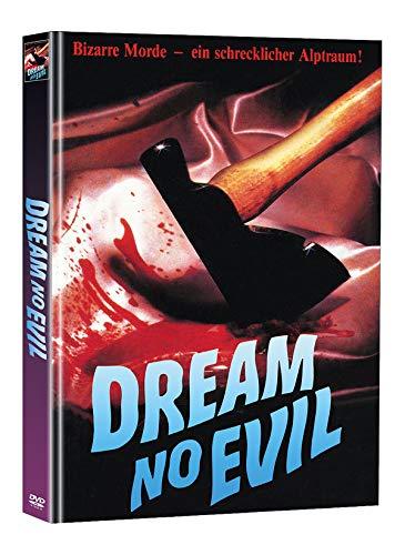 Dream no Evil - Mediabook - Limited Edition auf 55 Stück (+ Bonus-DVD mit weiterem Horrorfilm)