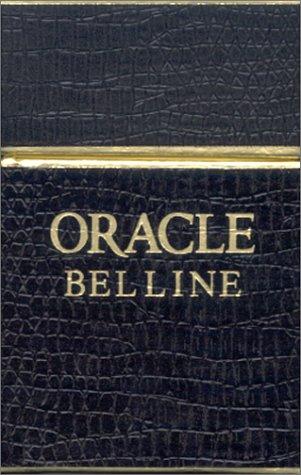 Jeu de cartes - Oracles - Oracle belline sous blister