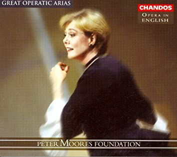 Great Operatic Arias (Sung in English), Vol. 10 - Diana Montague