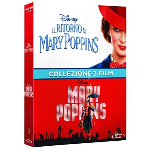 mary poppins & mary poppins il ritorno (2 Blu Ray)