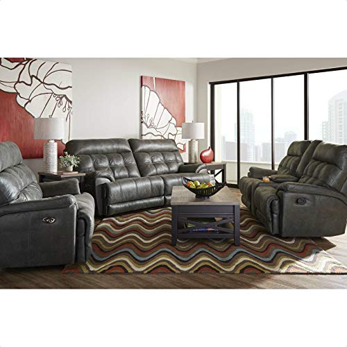 Sterling Heights 3 Piece Coffee Table Set, Lift Top, Top Material: Solid Wood