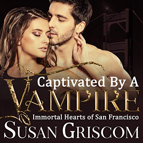 Couverture de Captivated by a Vampire