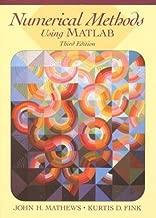 Numerical Methods Using MATLAB (3rd Edition)
