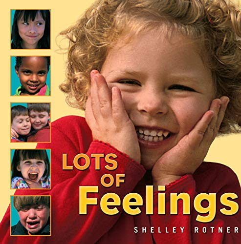 Lots of Feelings (Shelley Rotner