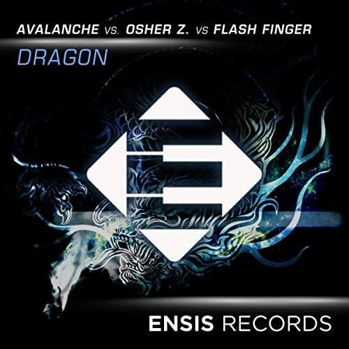 Avalanche, Osher z. & Flash Finger