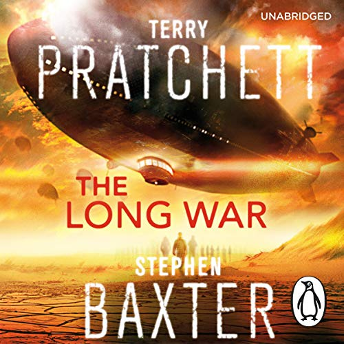 The Long War audiobook cover art