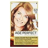 L'Oréal Paris Excellence Age Perfect Crema Colore Effetto Rivitalizzante, 6.13 Castano Chiaro Beige