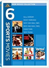 MGM Movie Collection: 6 Sports Movies (Bull Durham / Rocky Marciano / Body and Soul / Body and Soul / Diggstown / And more)