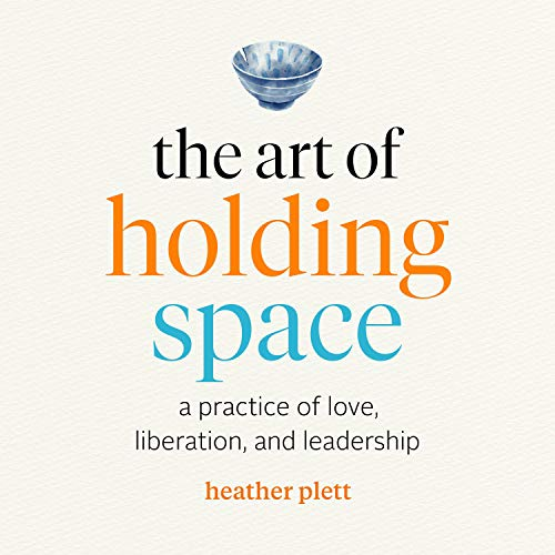 『The Art of Holding Space』のカバーアート
