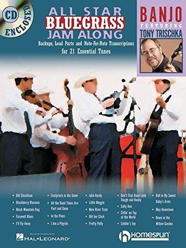All Star Bluegrass Jam Along: Banjo