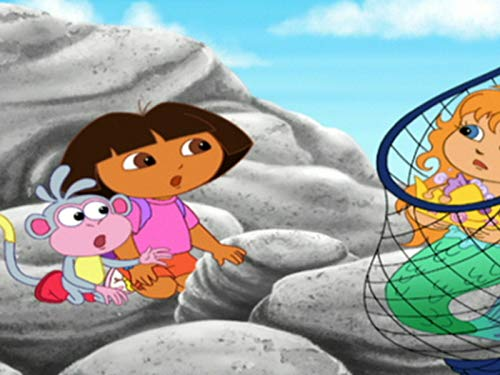 Dora Saves The Mermaids