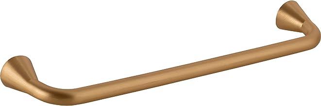 Gedotec Design meubelgreep goud geborsteld kastgreep 160 mm deurgreep van metaal | Bella | moderne ladegreep voor de keuke...