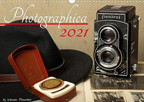 Photografica (Wandkalender 2021 DIN A3 quer)